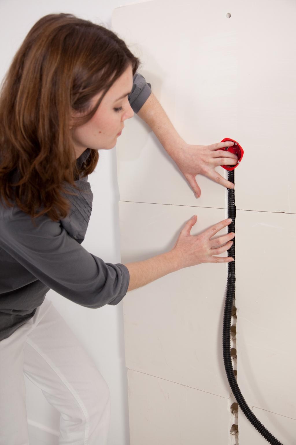 Installer un interrupteur encastré - Étape 11