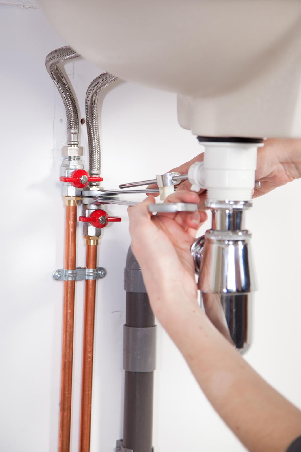 Remplacer un robinet m langeur par un mitigeur diy family - Comment remplacer un robinet ...