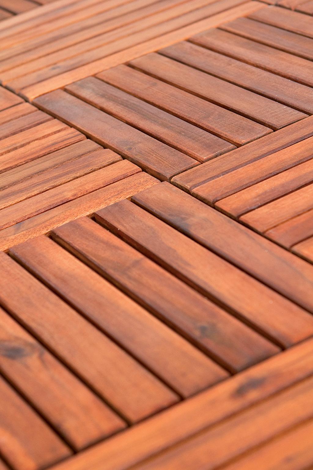Poser une terrasse en caillebotis