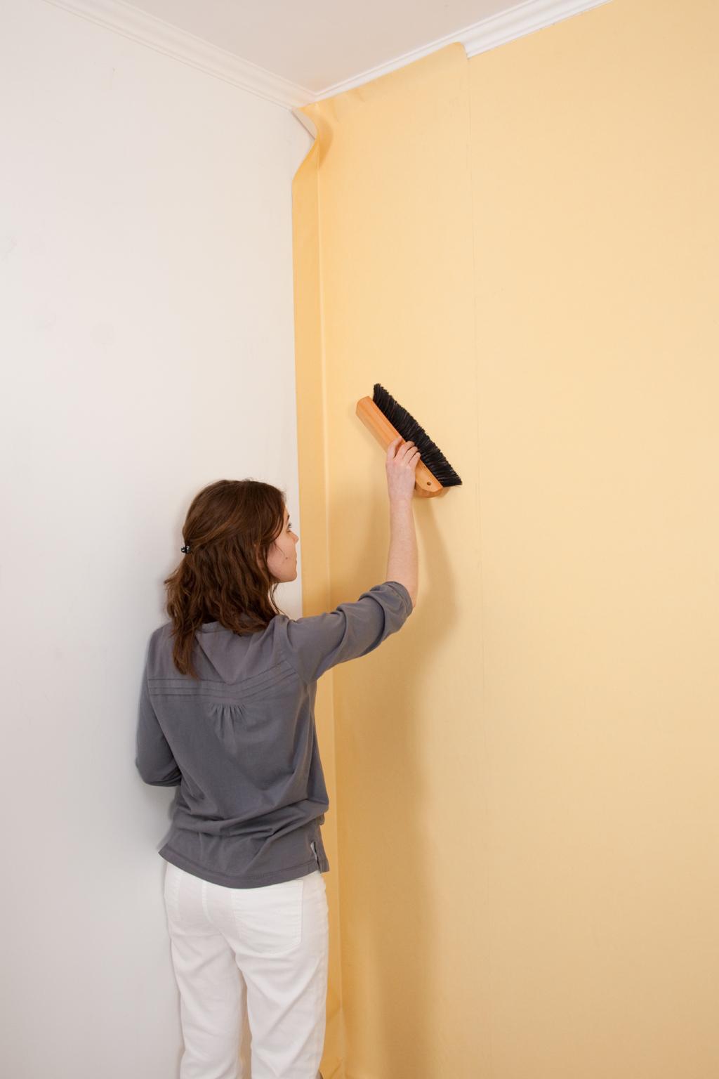 Poser du papier peint classique | DIY Family