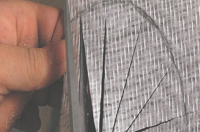 Poser du papier peint : contourner les obstacles