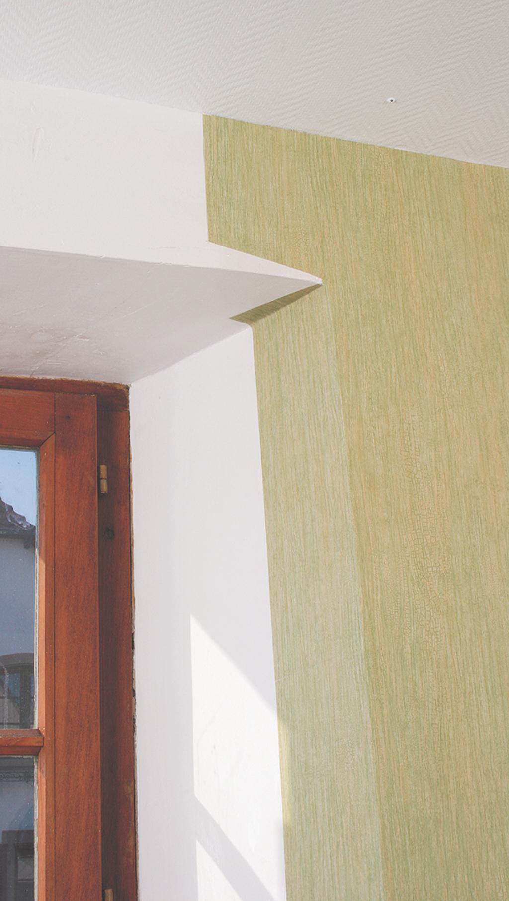 poser du papier peint uni sans raccord diy family. Black Bedroom Furniture Sets. Home Design Ideas