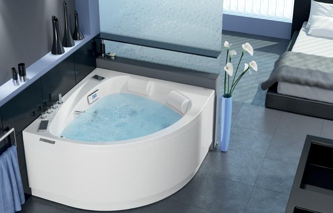 Le choix d'une baignoire bien-être pour éveiller les sens