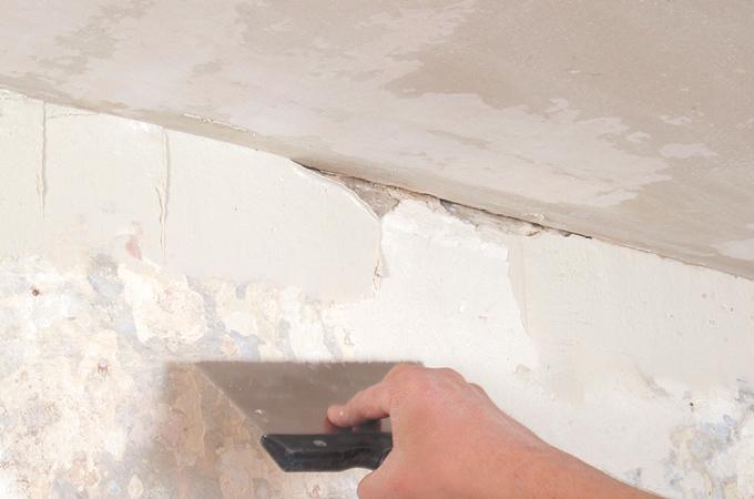 Enduire Un Mur Avant De Poser Du Papier Peint Diy Family