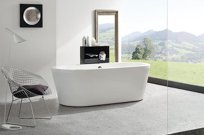 Ce qu'il faut savoir avant d'installer une baignoire