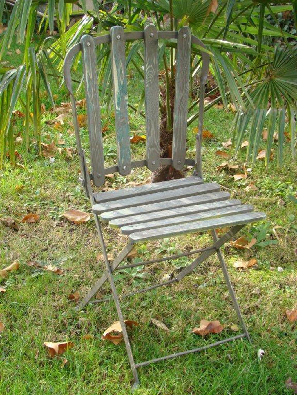 Renover du mobilier de jardin