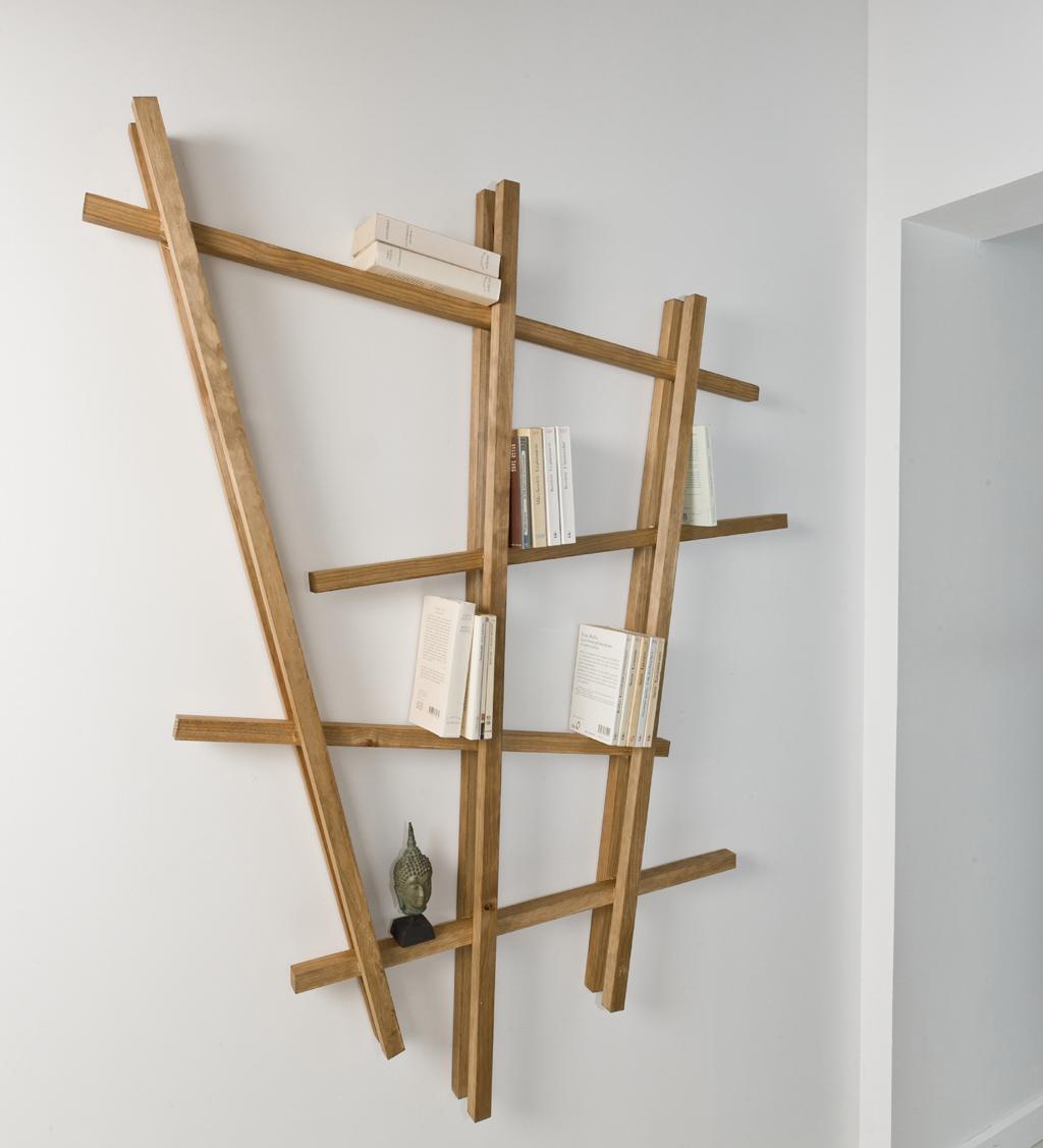 Comment fabriquer une biblioth que en bois - Comment fabriquer une etagere en bois ...