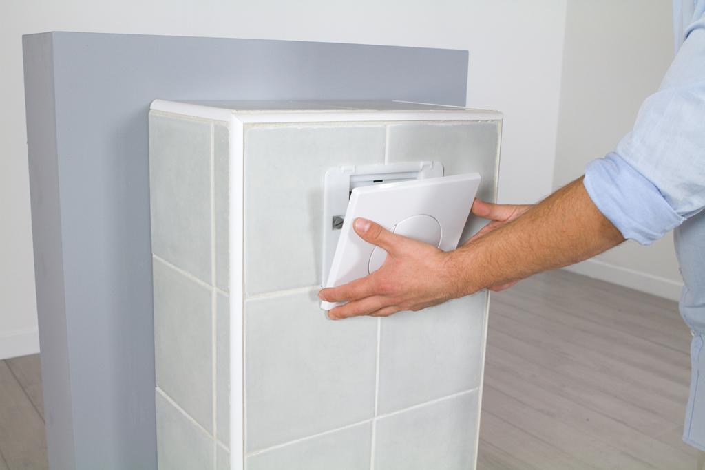 Installer des WC suspendus