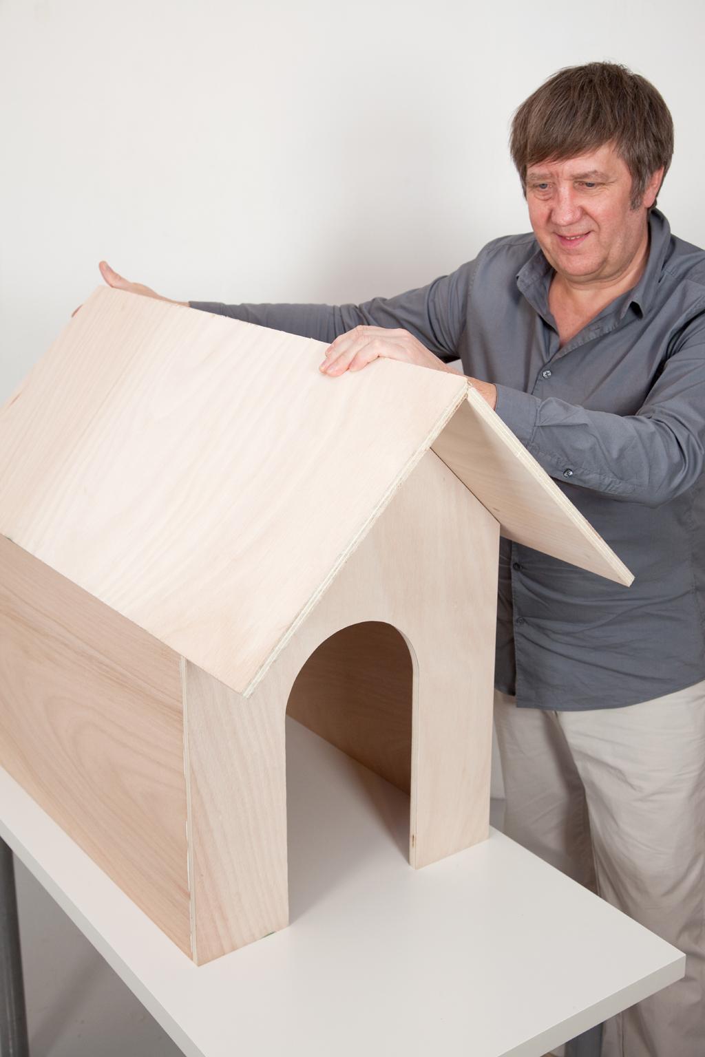 Fabriquer une niche pour chien
