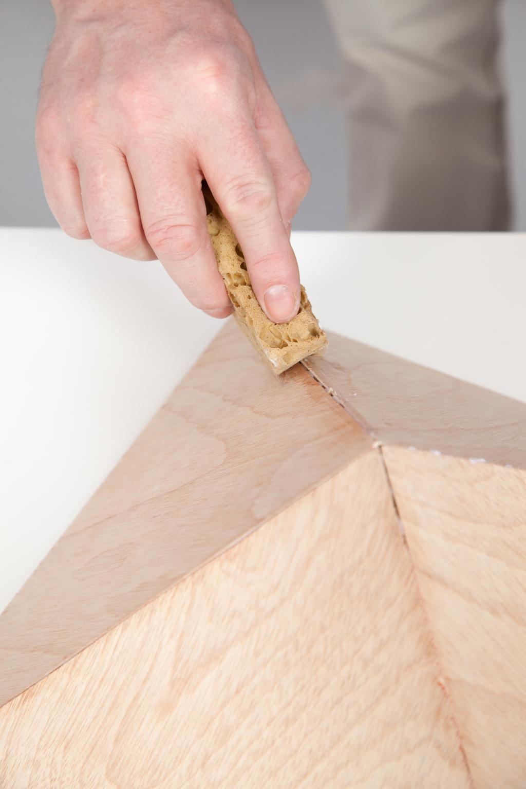 Faire une mangeoire à oiseaux en bois