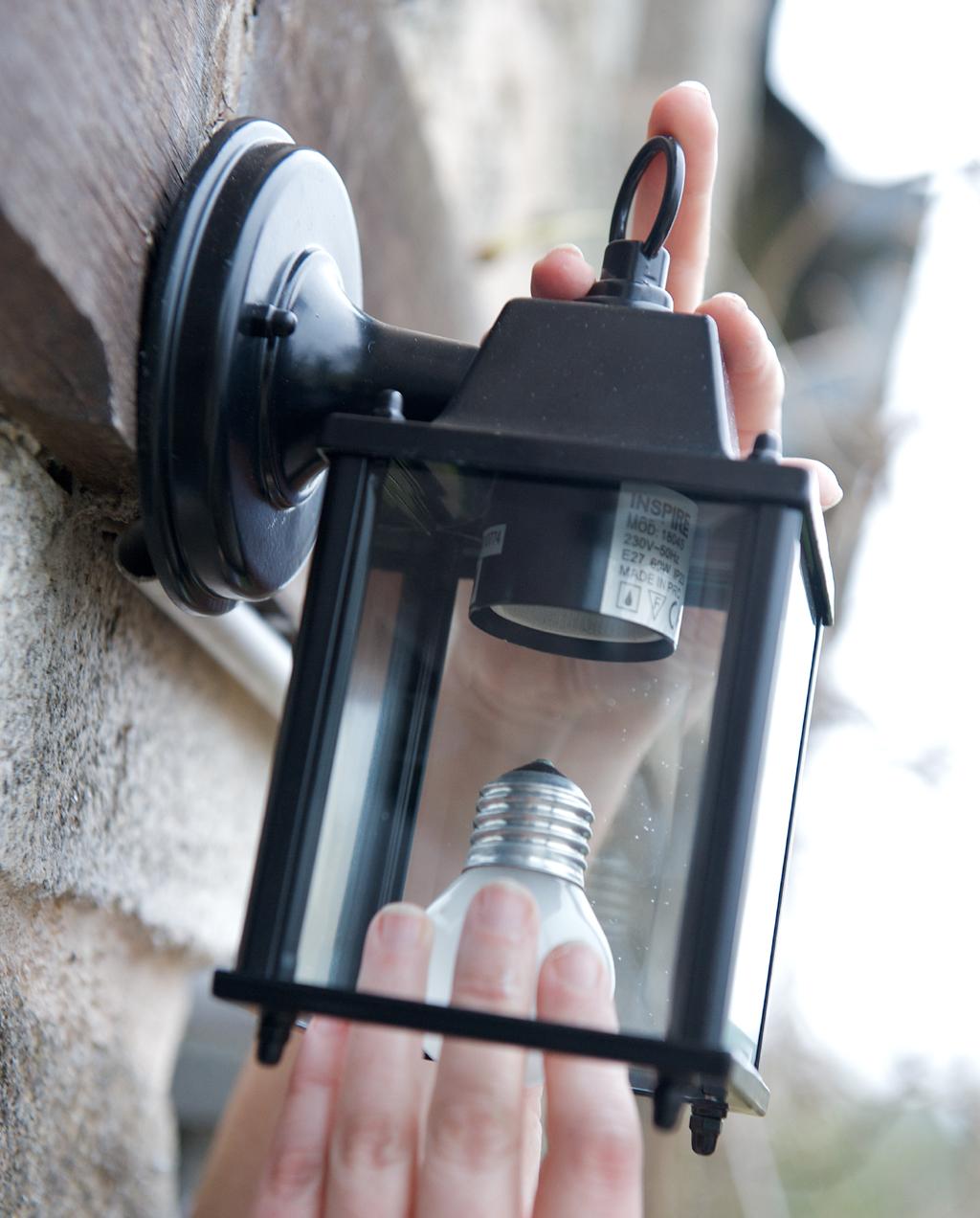 Installer un éclairage d'extérieur