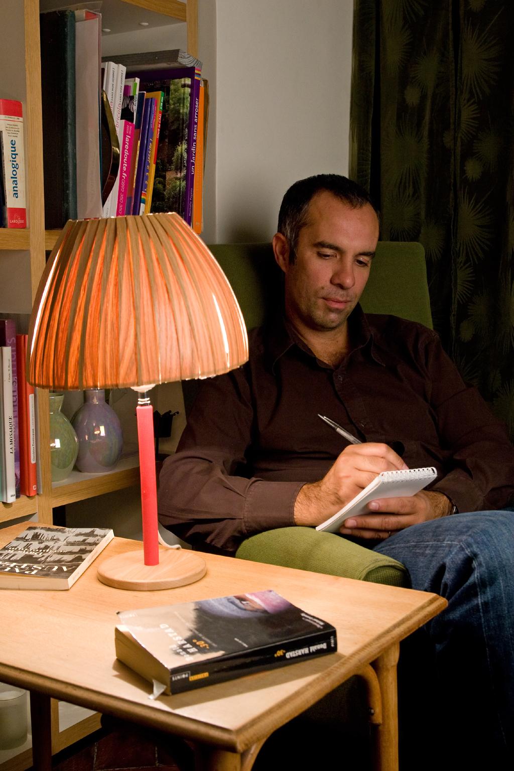 Personnaliser une lampe