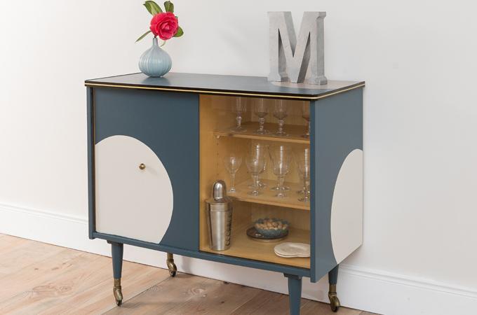 Relooker un meuble avec des vernis color s diy family - Relooker un meuble vernis ...