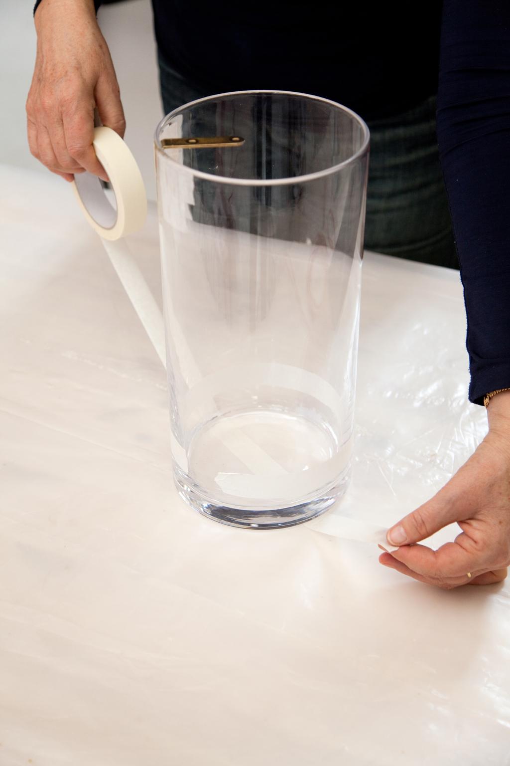 Créer une lampe transparente avec un vase