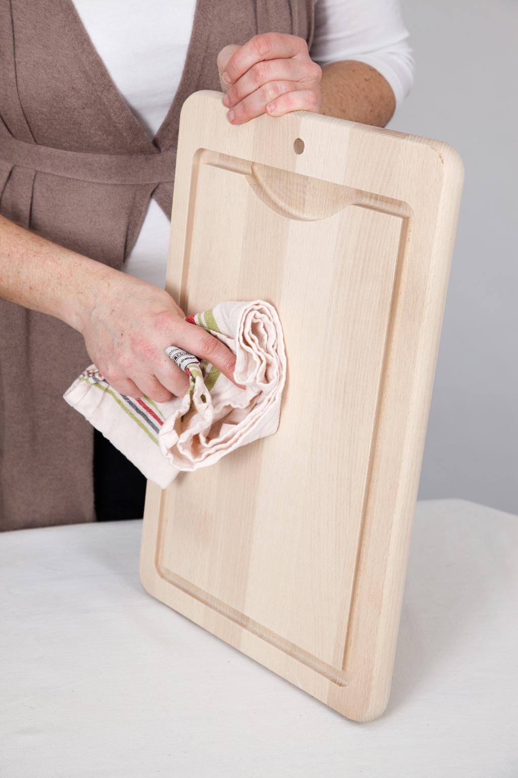 Transformer une planche en porte-memo