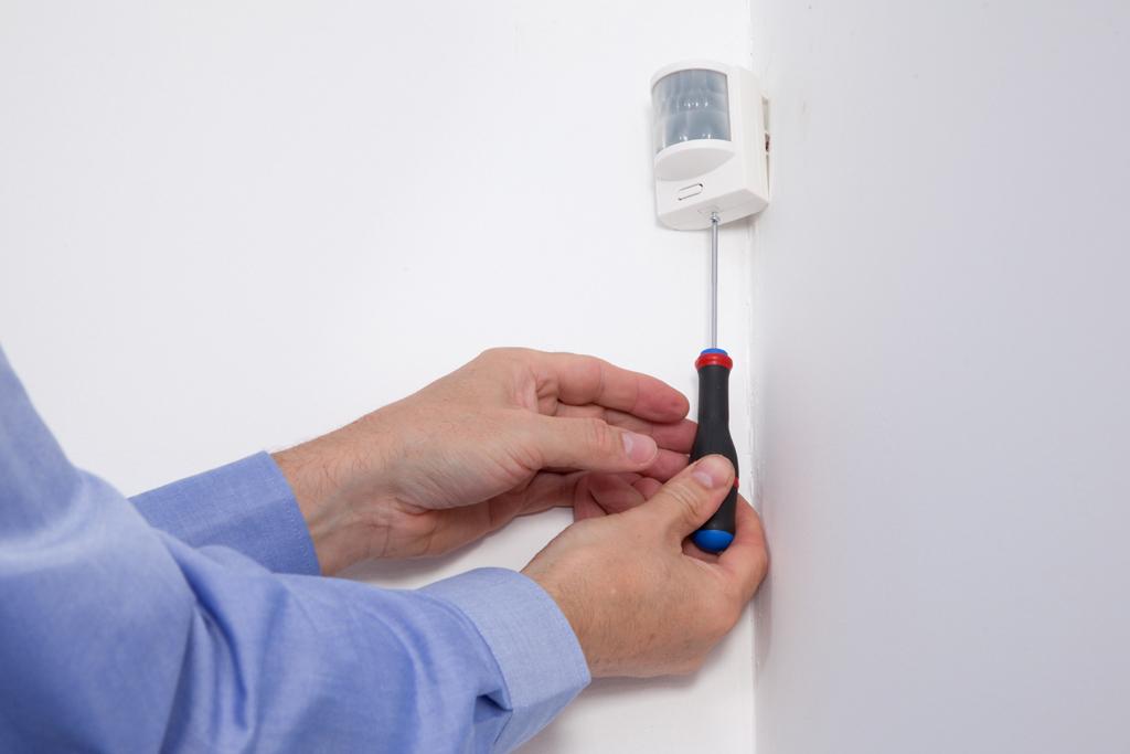 Installer une alarme sans fil