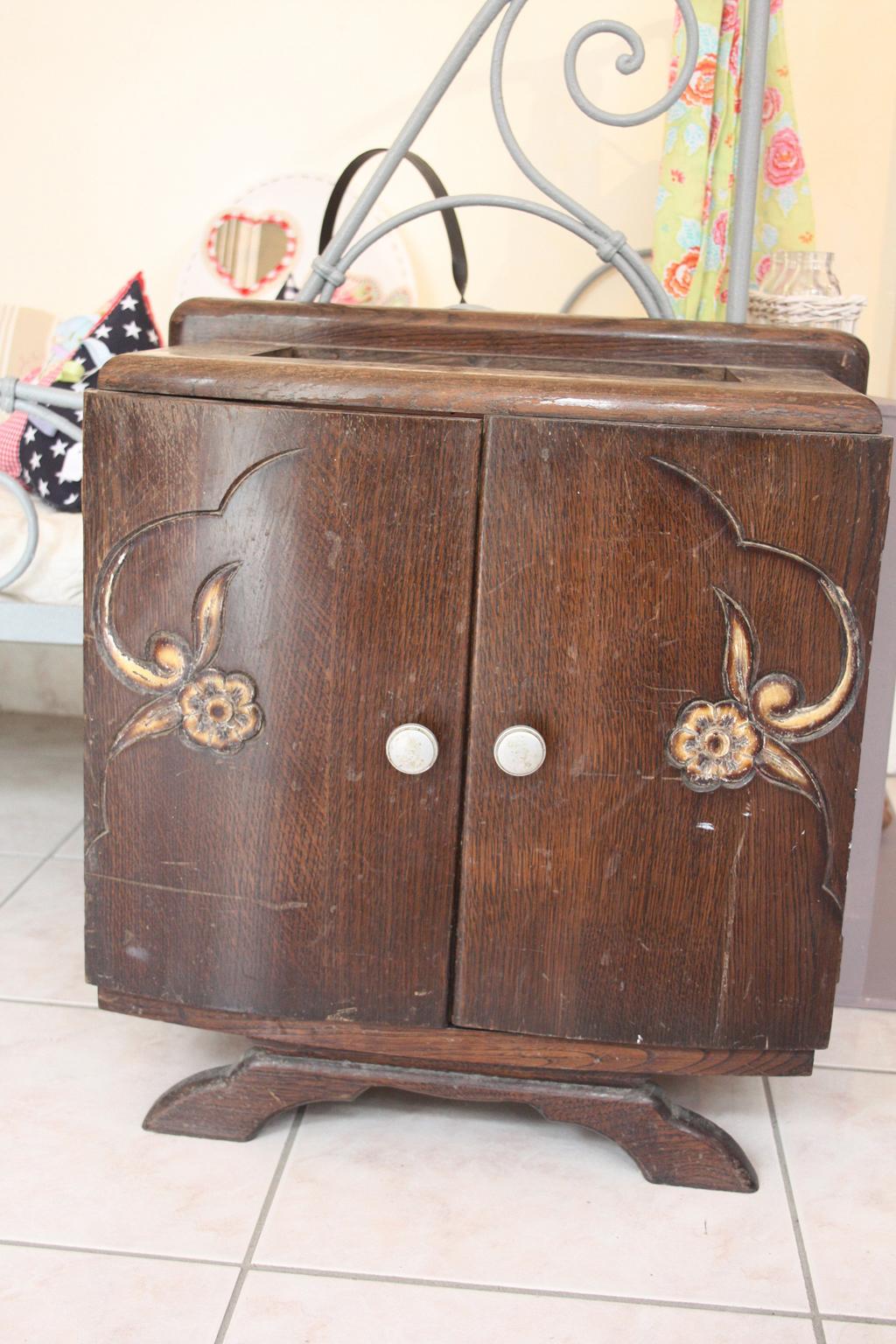 R nover un meuble en bois diy family - Renover un meuble en bois vernis ...
