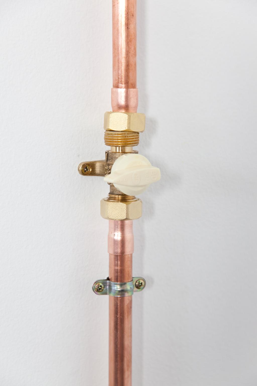 Rendre etanche des tuyaux de plomberie