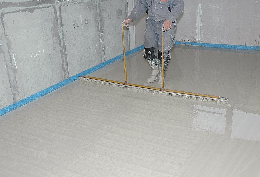 Couler une chape de b ton diy family for Couler une dalle beton exterieur