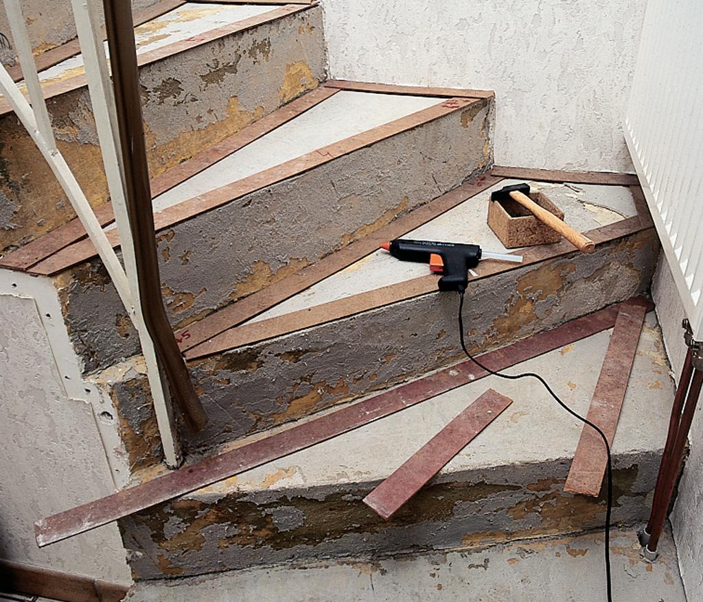 Préférence Changer l'habillage d'un escalier existant | DIY Family QI68