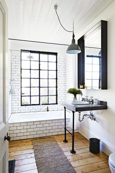 Des couleurs dans la salle de bain ! | DIY Family