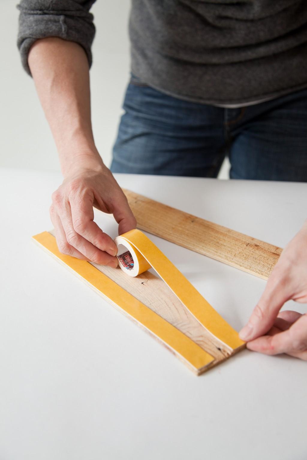 Créer une armoire mémo avec des cagettes