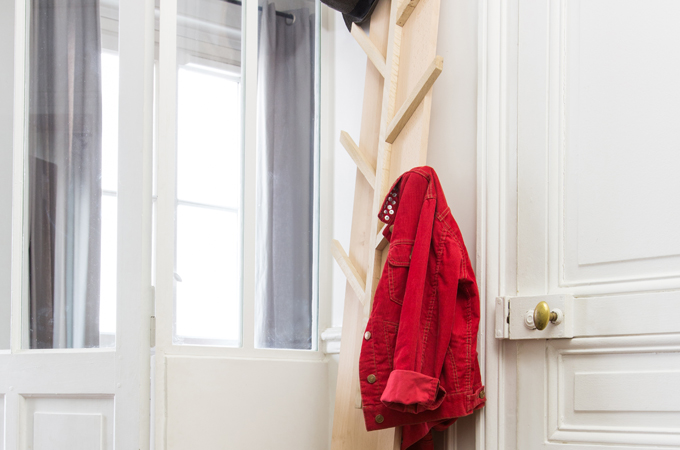 Créer un porte manteau en épi - Image à la une