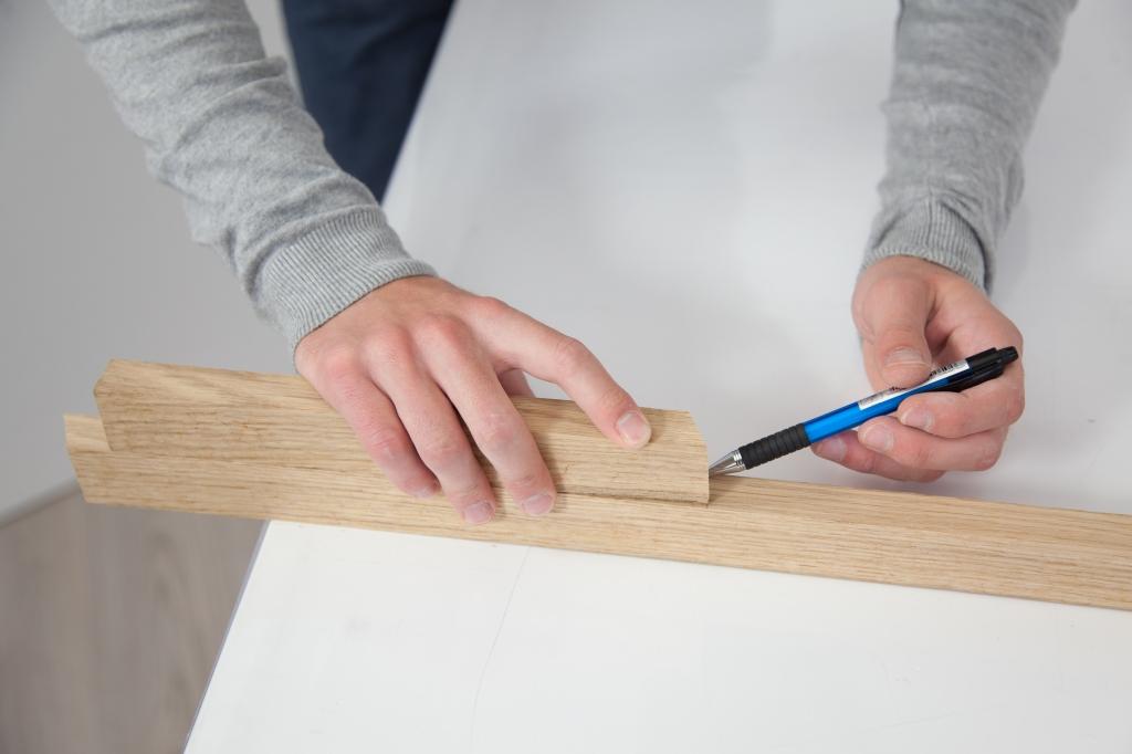 Créer une table de chevet - Étape 12