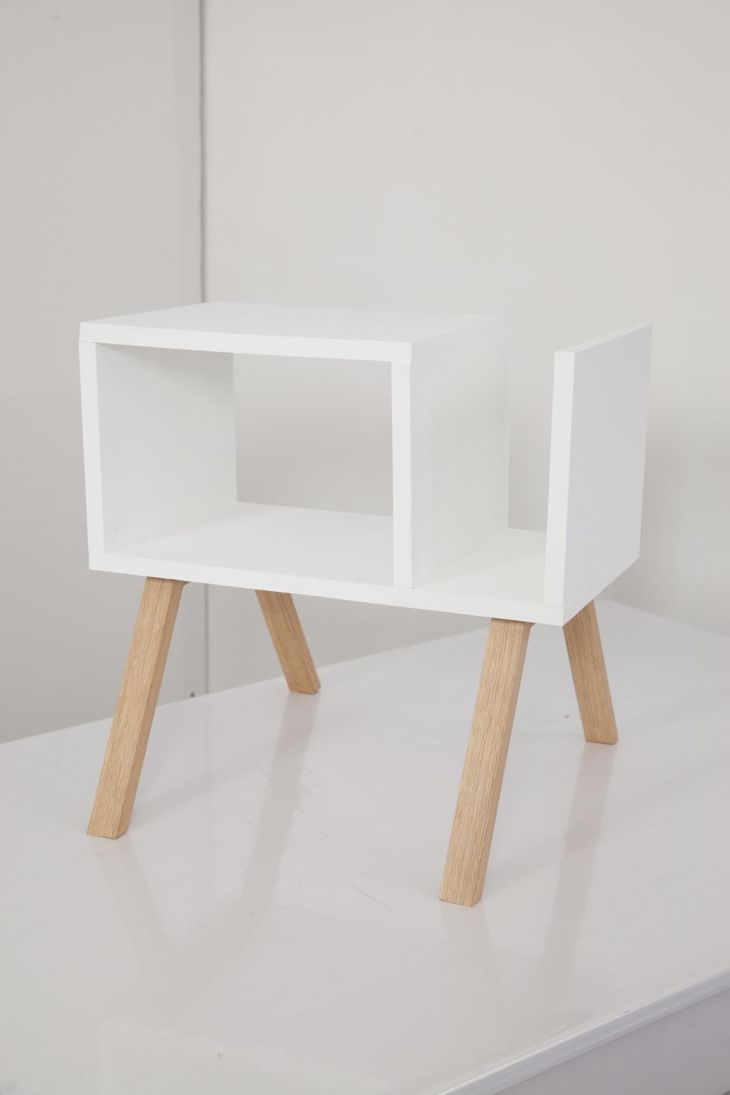Créer une table de chevet