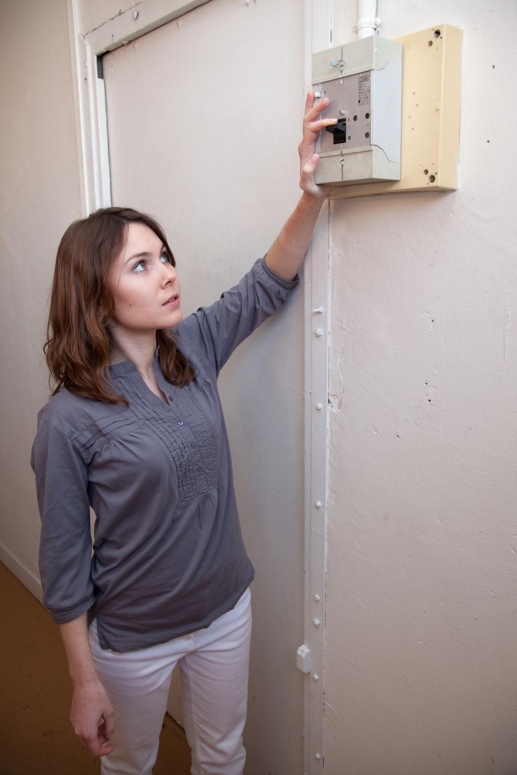 Installer un interrupteur encastré - Étape 2