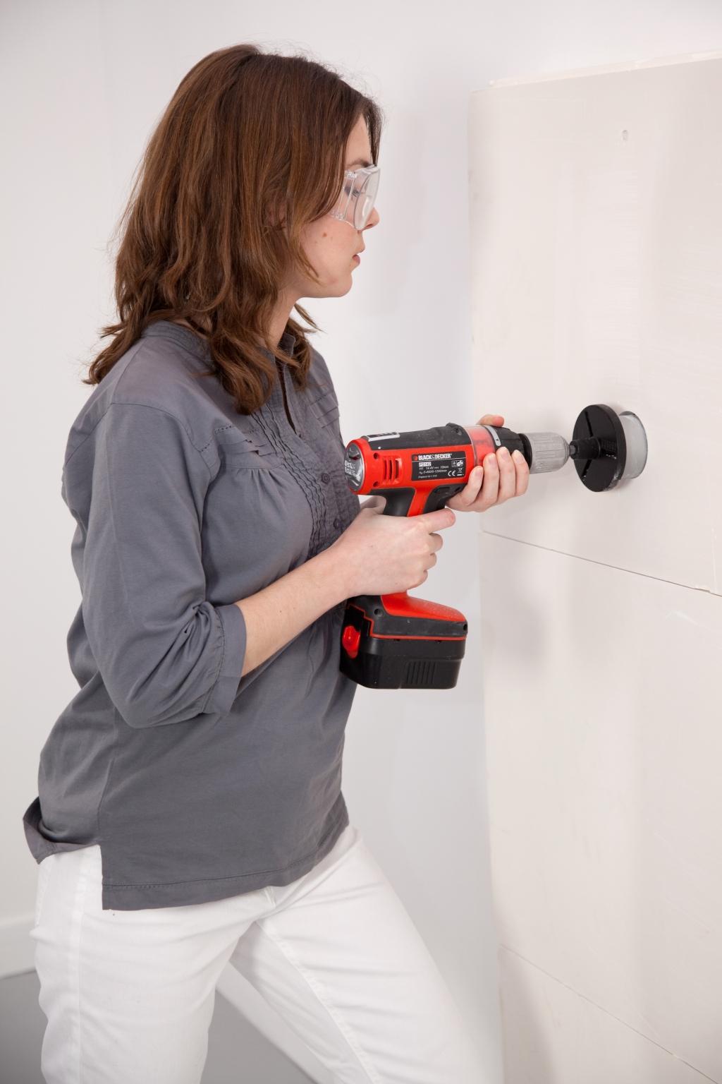 Installer un interrupteur encastré - Étape 3