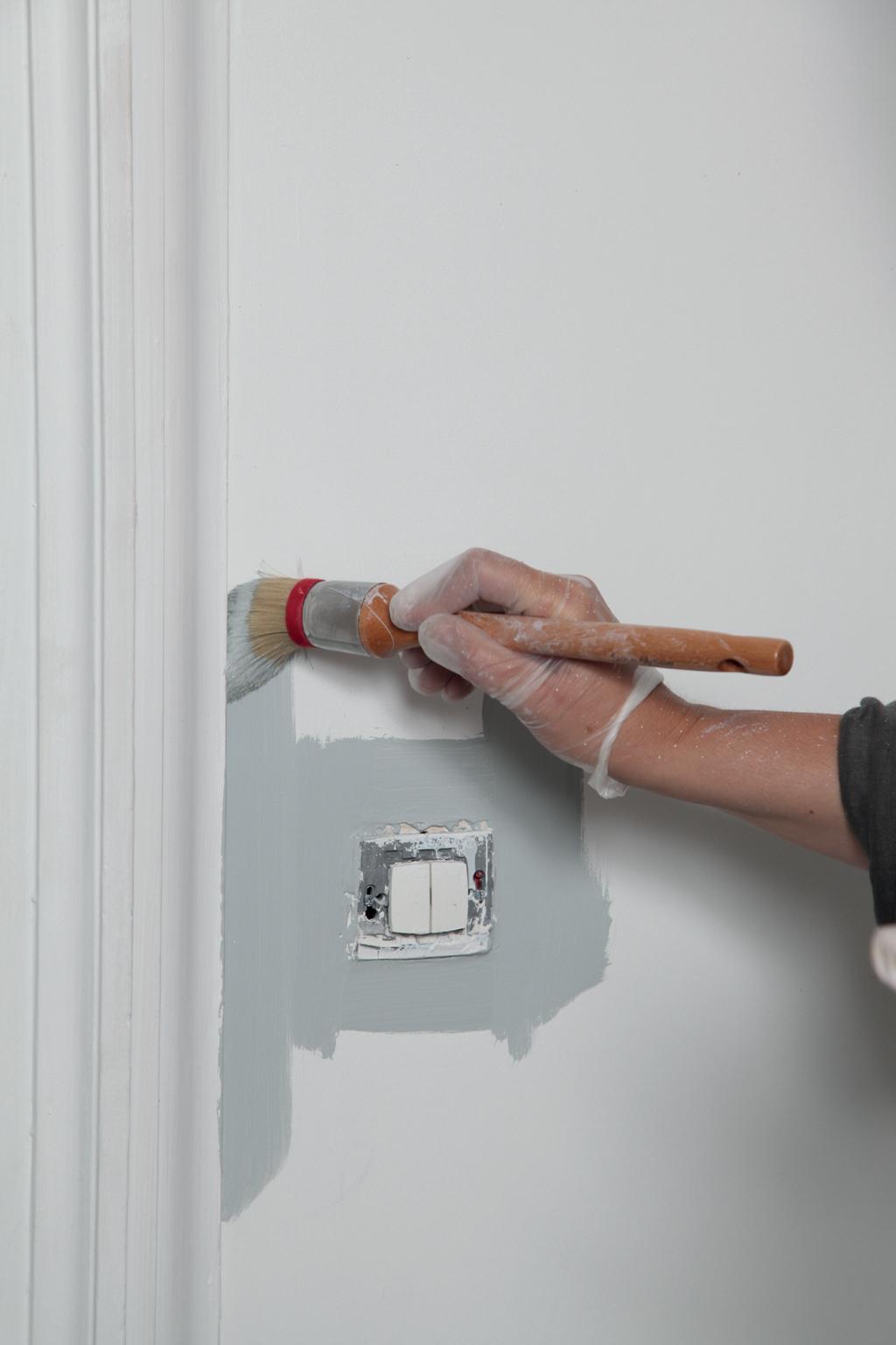 Comment peindre un mur ?