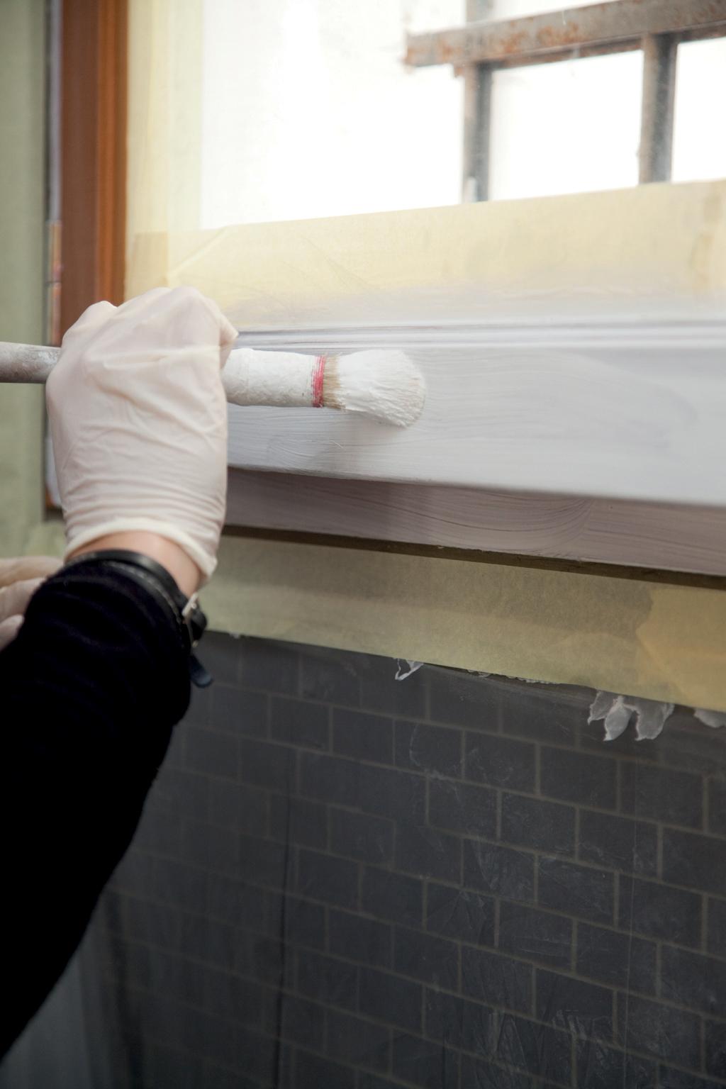 Comment peindre une fenêtre ?