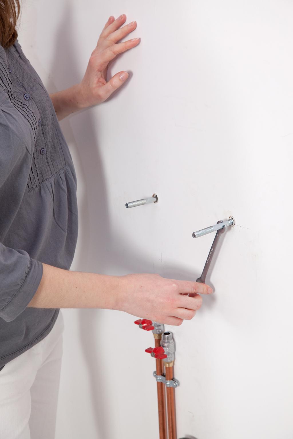 Comment Installer Un Lave Main Avec Meuble installer un lave-mains | diy family