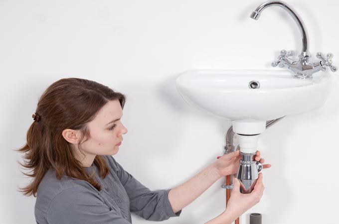 Installer un lave-mains