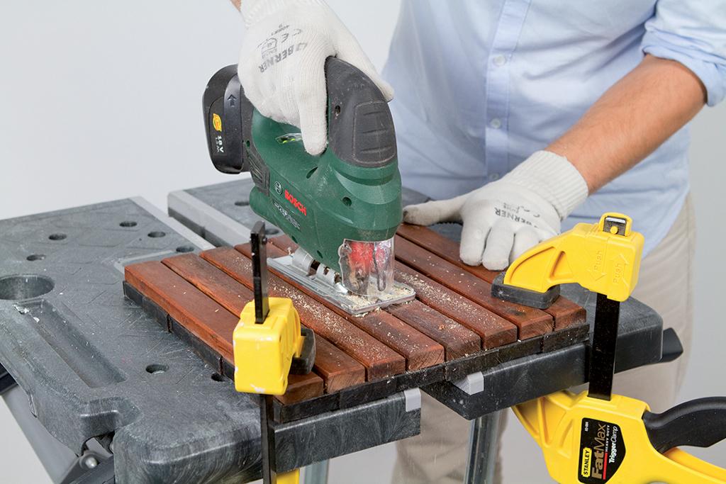 Poser une terrasse : le boîte à outils