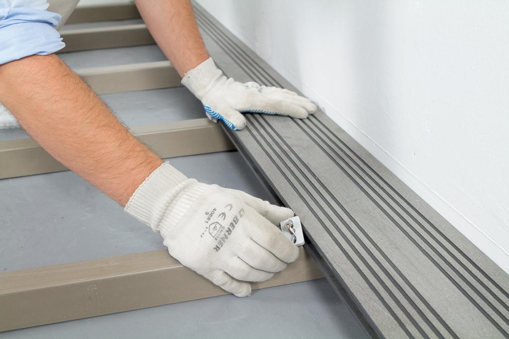 Terrasse en bois : comment poser des lames en composite ?