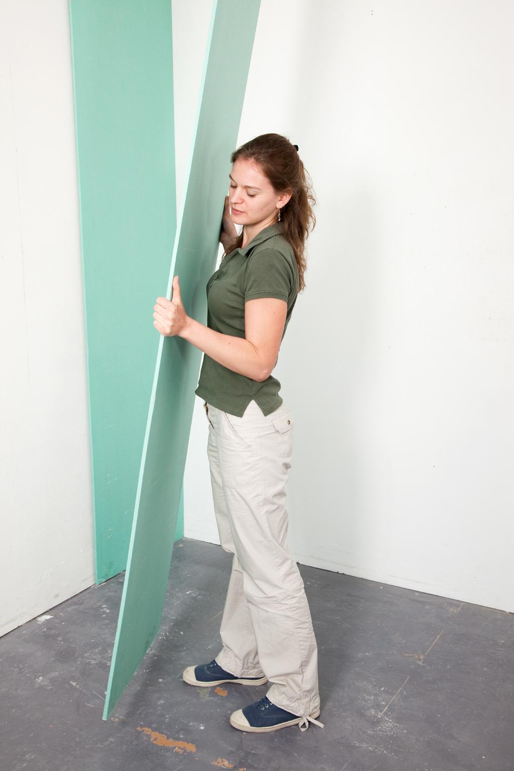 Protéger un mur de l'humidité :