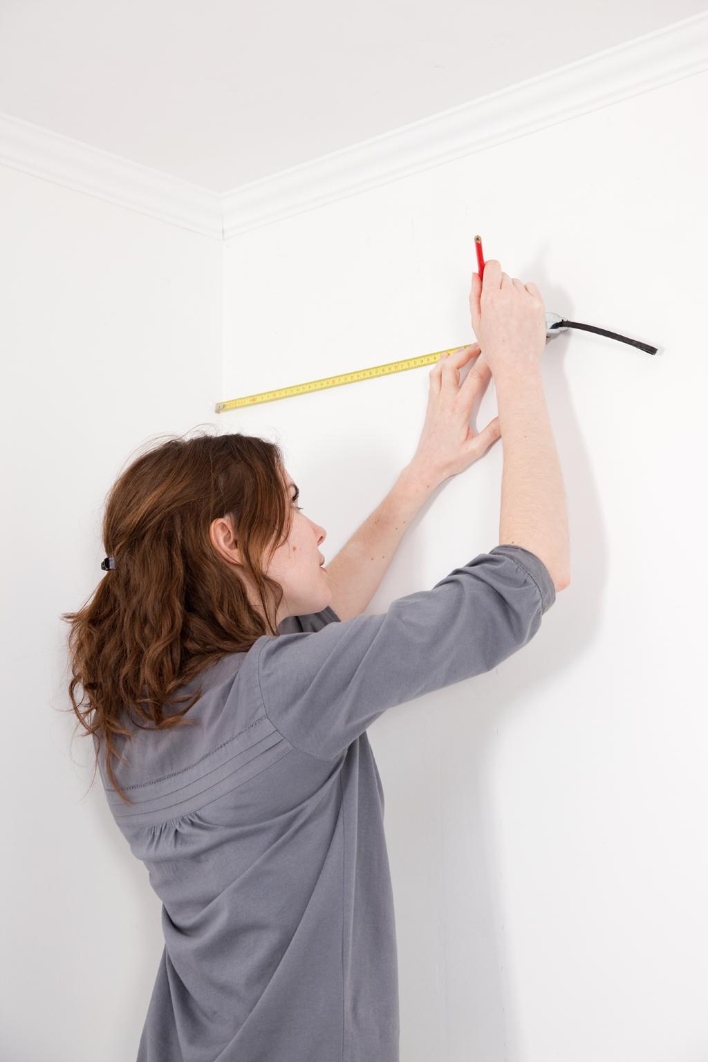 Poser du papier peint classique