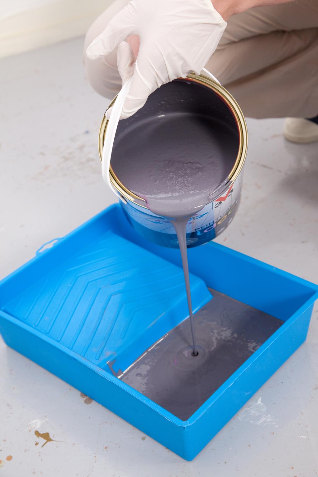 Peindre un sol