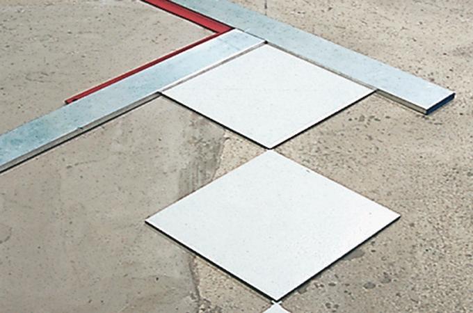 Carrelage : comment faire une pose en diagonale ?