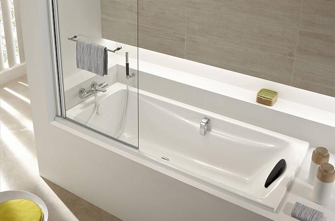 Pare-douche ou combiné baignoire-douche ?