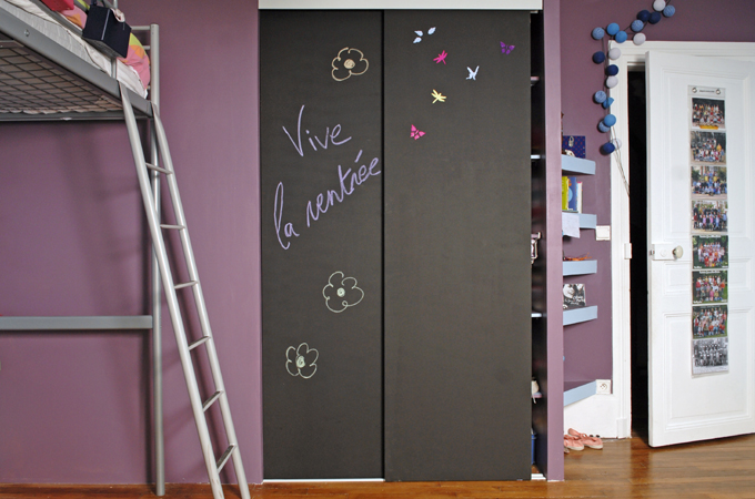 Installer des portes de placards