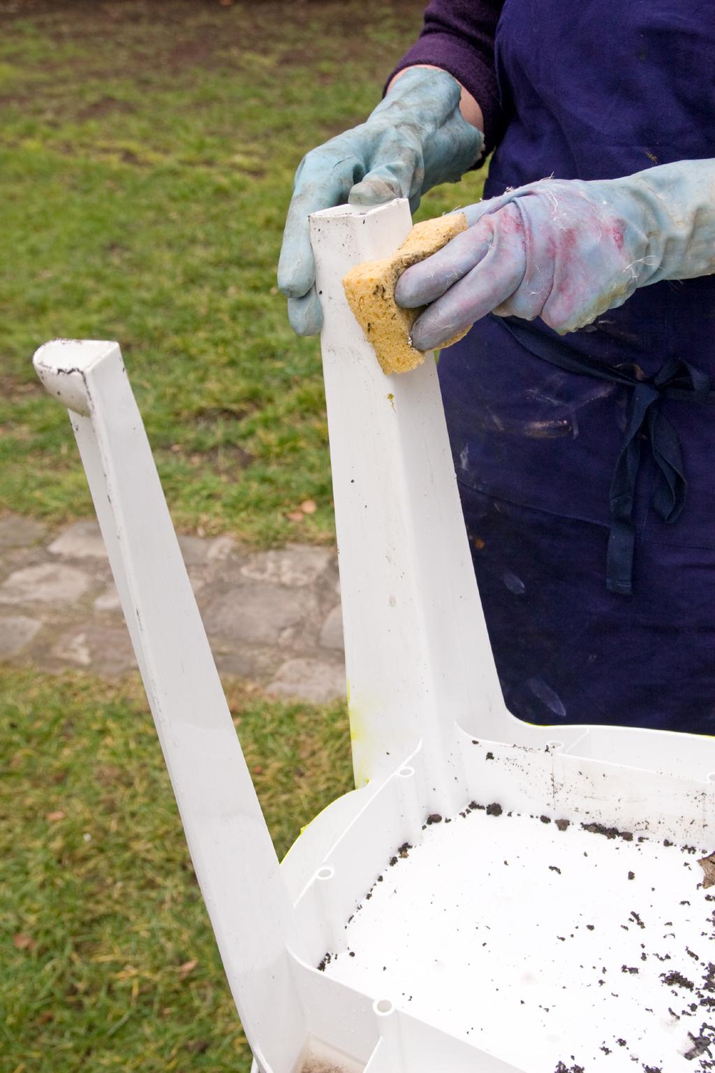 Relooker des meubles en PVC :