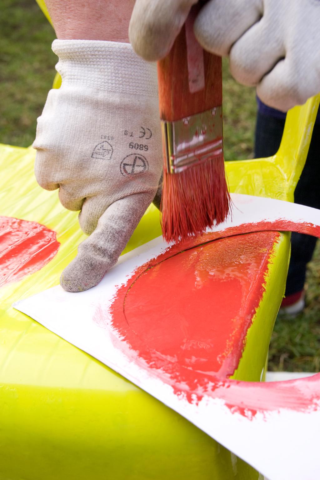 relooker des meubles en PVC