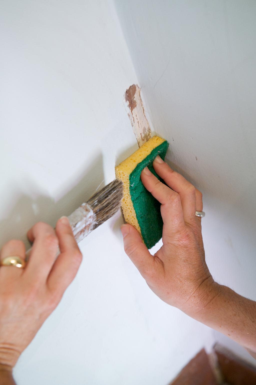 Reparer un mur