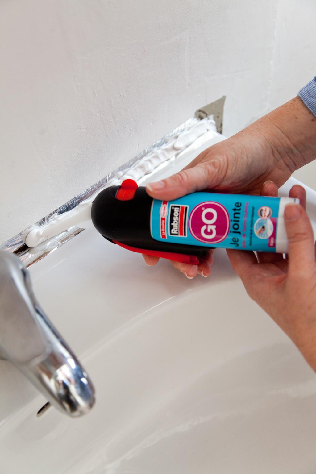 Changer le joint d'un lavabo