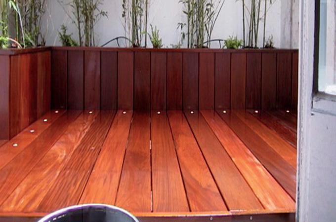Quel éclairage pour une terrasse en bois ?