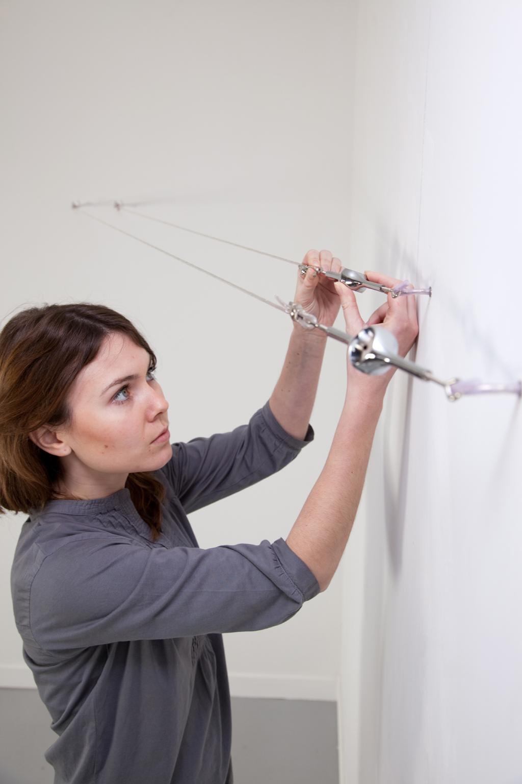 Installer un éclairage sur câble basse tension