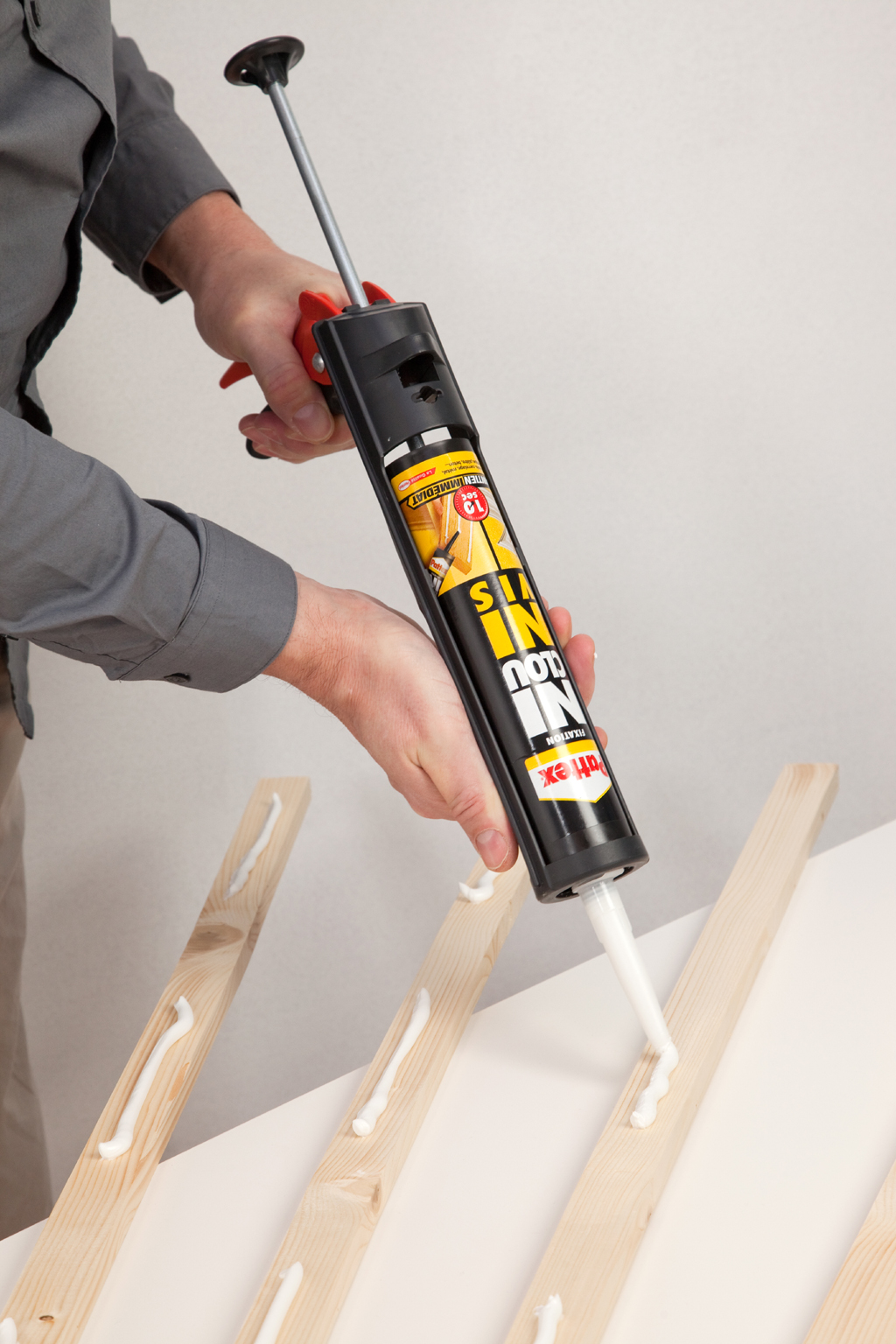 Poser une plinthe et un bardage